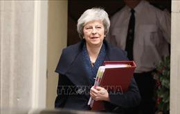 Thủ tướng Anh Theresa May giành thắng lợi ý nghĩa vào thời điểm khó khăn
