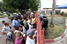 Liên hợp quốc hỗ trợ khẩn cấp cho người tị nạn và di cư Venezuela