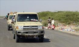 Thỏa thuận ngừng bắn tại Yemen bắt đầu có hiệu lực ở thành phố Hodeida