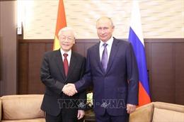 2018 - Một năm đầy thành công và hy vọng của quan hệ Nga - Việt