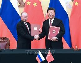 Hợp tác Nga - Trung Quốc là điển hình của quan hệ quốc tế kiểu mới