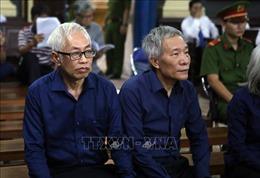 Xét xử 'đại án' tại Dong A bank: Trần Phương Bình lĩnh án chung thân, Vũ 'nhôm' 17 năm tù