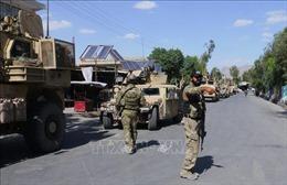 NATO tiếp tục cam kết hỗ trợ an ninh tại Afghanistan