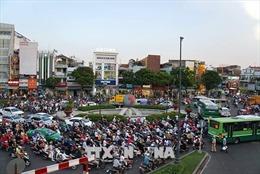 TP Hồ Chí Minh triển khai 7 nhóm giải pháp giảm ùn tắc và tai nạn giao thông