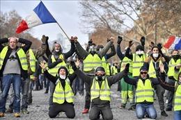 Phe 'Áo vàng' lên kế hoạch biểu tình đêm Giao thừa tại Pháp