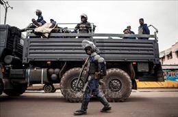 CHDC Congo: Binh lính bắn chỉ thiên giải tán đám đông biểu tình