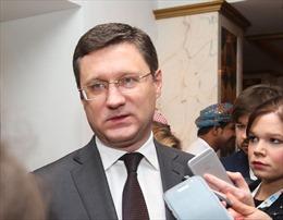 Nga bác khả năng thành lập một thể chế chung với OPEC