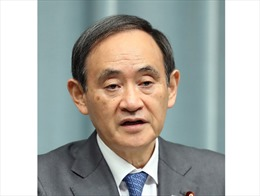 Nhật Bản cáo buộc tàu đánh cá Trung Quốc xâm phạm lãnh hải
