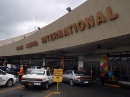Mỹ cảnh báo công dân khi tới sân bay quốc tế Ninoy Aquino của Philippines