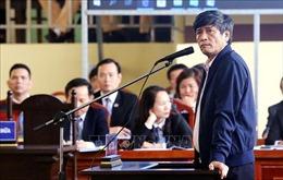 Bị cáo Nguyễn Thanh Hóa phủ nhận lời khai của mình tại cơ quan điều tra