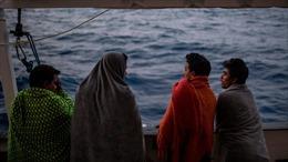 Lo ngại 100 người di cư mất tích sau khi tìm cách tị nạn ở Algeria