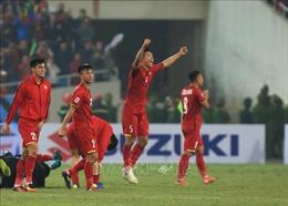 ASIAN CUP 2019: Thể lực sung mãn, đội tuyển Việt Nam tập buổi đầu tiên tại UAE