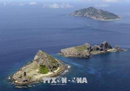 Nhật Bản 'tố' 4 tàu Trung Quốc xâm phạm lãnh hải
