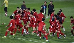 ASIAN CUP 2019: HLV Park Hang-seo đề cập những khó khăn trong trận gặp Iraq