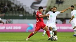 Asian Cup 2019: Saudi Arabia dội 'mưa bàn thắng' vào lưới Triều Tiên