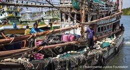 EU xóa 'thẻ vàng' đánh bắt cá cho Thái Lan