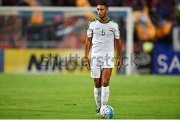ASIAN CUP 2019: Ali Adnan và cú 'kèo trái tuyệt kỹ'