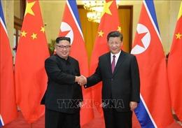 Trung Quốc và Triều Tiên nhất trí thúc đẩy sự phát triển mới trong quan hệ hai nước