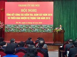 Hà Nội khai trừ 107 đảng viên trong năm 2018