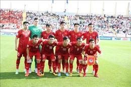 ASIAN CUP 2019: Đội tuyển Việt Nam trong guồng đua 'vé vớt' khốc liệt