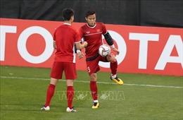 ASIAN CUP 2019: Đội trưởng Quế Ngọc Hải lạc quan Việt Nam còn cơ hội