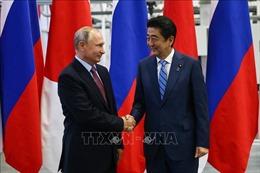 Nga - Nhật Bản bắt đầu vòng một đàm phán về hiệp ước hòa bình