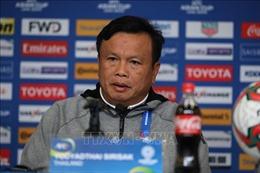 KING'S CUP 2019: HLV Thái Lan tuyên bố 'Thái Lan muốn làm số 1 Đông Nam Á'