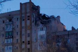 Nổ khí gas phá hủy 4 căn nhà, ít nhất một người tử vong