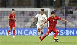 ASIAN CUP 2019: Quang Hải - Ngôi sao của những thời khắc quyết định