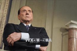 Cựu Thủ tướng Italy S.Berlusconi chạy đua vào Nghị viện châu Âu
