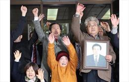Thêm một nạn nhân Hàn Quốc bị cưỡng bức lao động thời chiến thắng kiện