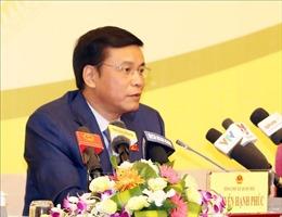 Tổng Thư ký Quốc hội chào xã giao Chủ tịch Thượng viện Australia đang ở thăm Việt Nam