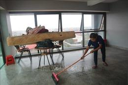Dịch vụ 'nhà sạch' hút khách dịp Tết Nguyên đán