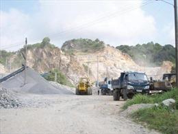 Manh động, chống đối khi bị phát hiện khai thác khoáng sản trái phép ở Phú Quốc