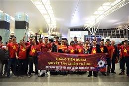 Asian Cup 2019: Người thân các cầu thủ 'toàn tâm' tin Việt Nam sẽ thắng Nhật Bản