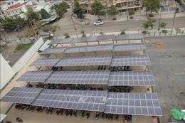 Phát triển mô hình điện mặt trời áp mái ở Tây Ninh