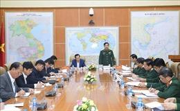 Hội nghị định hướng hoạt động các trường nghề Quân đội