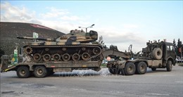 Các bộ tộc Arab tại Syria phản đối kế hoạch lập 'vùng an toàn' của Thổ Nhĩ Kỳ