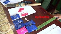Vận chuyển gần 1.400 viên ma túy tổng hợp từ Lào về Việt Nam