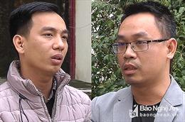 Bắt tạm giam Đội phó quản lý thị trường ở Nghệ An