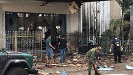 Việt Nam lên án mạnh mẽ vụ tấn công nhà thờ Công giáo tại Philippines