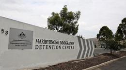 Australia đóng cửa trại giam giữ người di cư Maribyrnong