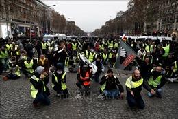 Kinh tế Pháp 'rung lắc' vì 'áo vàng'