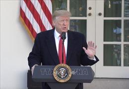 Mỹ tuyên bố rút khỏi INF trong 6 tháng