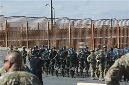 Lưỡng đảng Mỹ đạt thỏa thuận trên nguyên tắc về an ninh biên giới