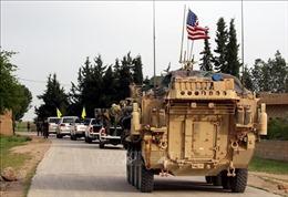 Quân đội Mỹ sẽ duy trì khoảng 200 binh sĩ tại Syria