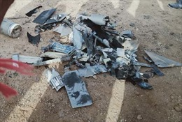 Ấn Độ bắn rơi máy bay không người lái gần biên giới với Pakistan