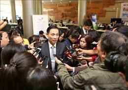 Thứ trưởng Lê Hoài Trung: Việt Nam đã nỗ lực kiến tạo hòa bình