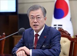 Tổng thống Hàn Quốc theo sát diễn biến Hội nghị thượng đỉnh Mỹ - Triều Tiên lần 2