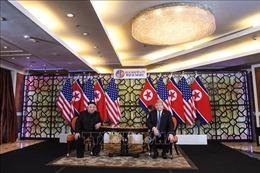 Tổng thống Donald Trump đánh giá cao việc Triều Tiên không thử tên lửa, hạt nhân